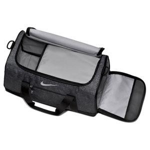 c9b9c36801 Nike Bags - Nike Sport Duffle Golf Gym Bag - Heather Black